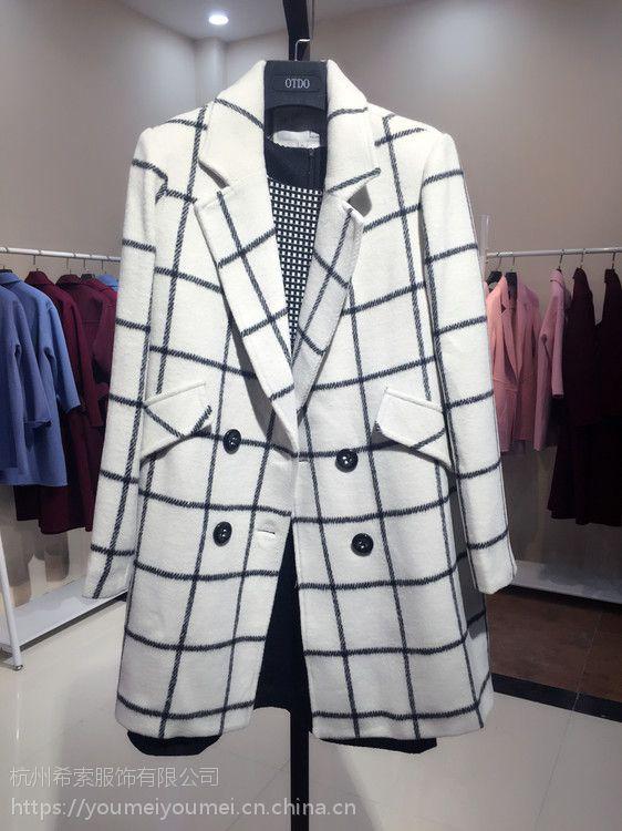 品牌折扣女装批发欧美棉衣速购冬装性价比超级高尾货进货渠道
