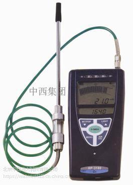 中西 便携式氧气检测仪库号:M343589 型号:XP2-XP-3180