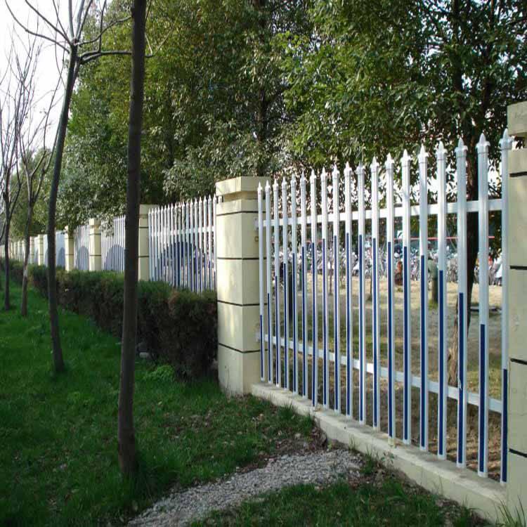 安徽省安庆市岳西县图片厂区围墙护栏