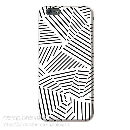 信拓数码打印手机壳贴纸iphone 7/8水贴纸定制加工