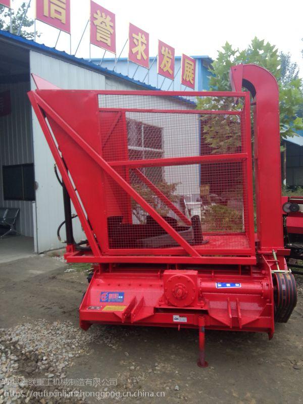 电厂用秸秆收集机生产厂家 小型玉米秸秆收获机尺寸