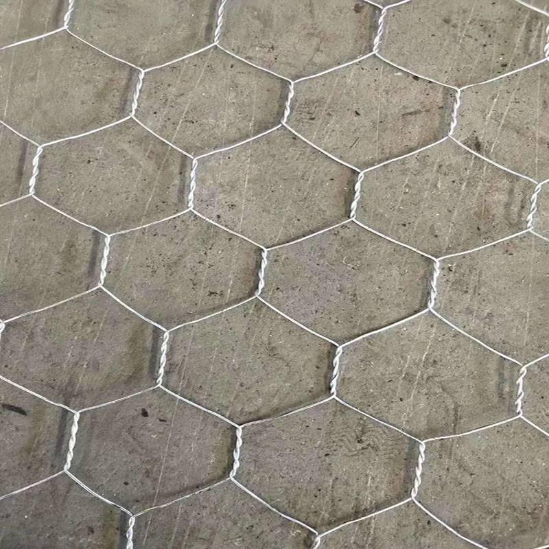 山西长治河流治理铁丝笼|河道石笼网|六角格宾网