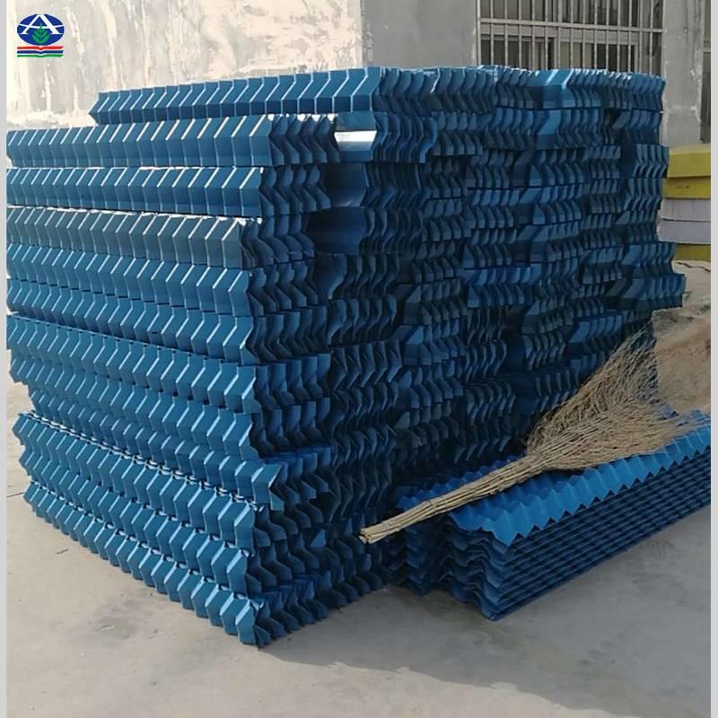 蓝色1000x1000多维收水器(起收水作用)现在什么什么价格 河北华强