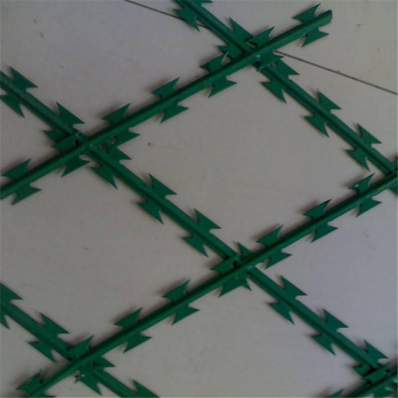青岛刀片刺绳 重庆刀片刺绳 刺线代理商