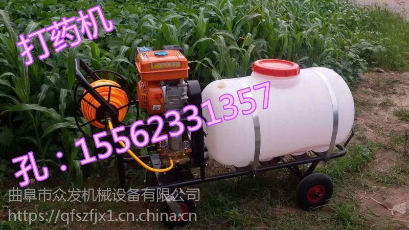 大型手推式喷药机 高压果树打药机价格 喷雾器价格