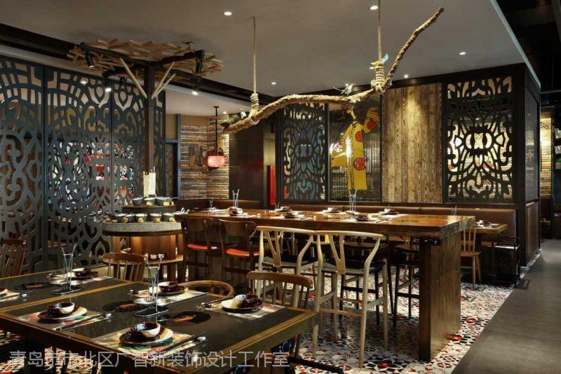 在青岛装修一个餐饮店需要多少钱 装修一个饭店需要多少钱 装修餐饮店都有哪些关键问题