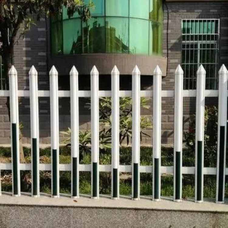 江苏省苏州市平江材质pvc院墙护栏围栏