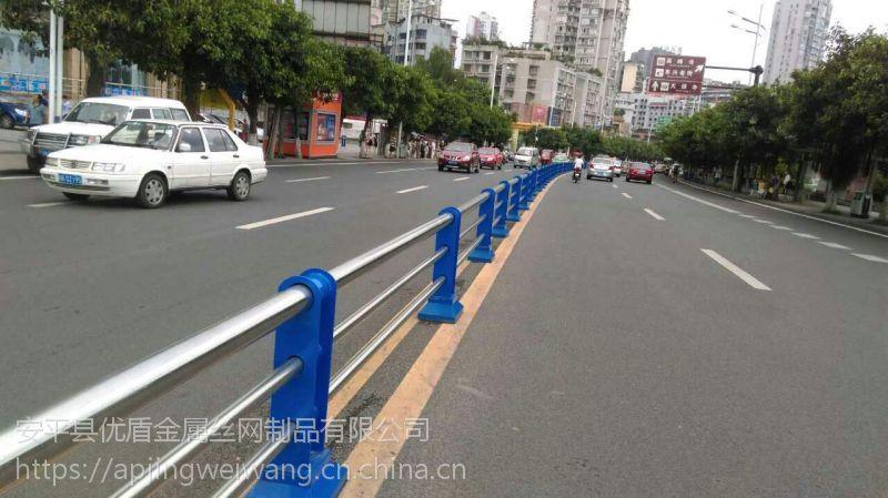 平凉优盾焊接公路专用护栏厂家报价