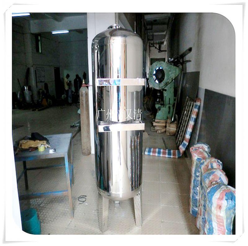 惠济区小型洗涤工厂井水净化过滤器 活性炭过滤罐清又清专业厂家