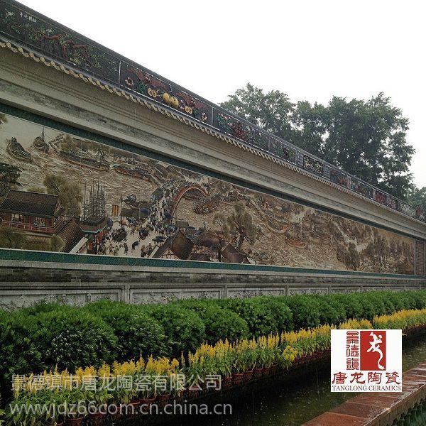 青花瓷板画大师传统工艺可升值