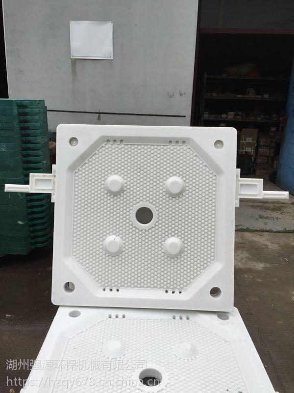湖州强源压滤机滤板 厂家大量供应15968211829