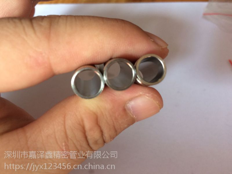 316L不锈钢内外抛光卫生级BA管 EP高压管外径6*1 8*1 10*1mm