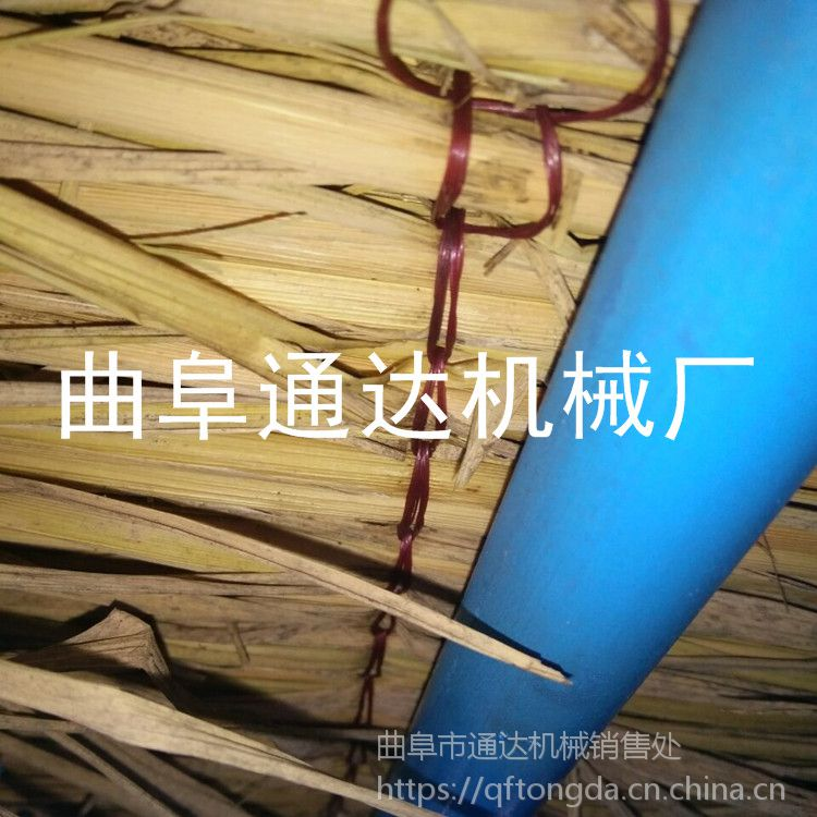通达 提供新一代 电动草帘机 自动锁边机 秸秆编织机报价
