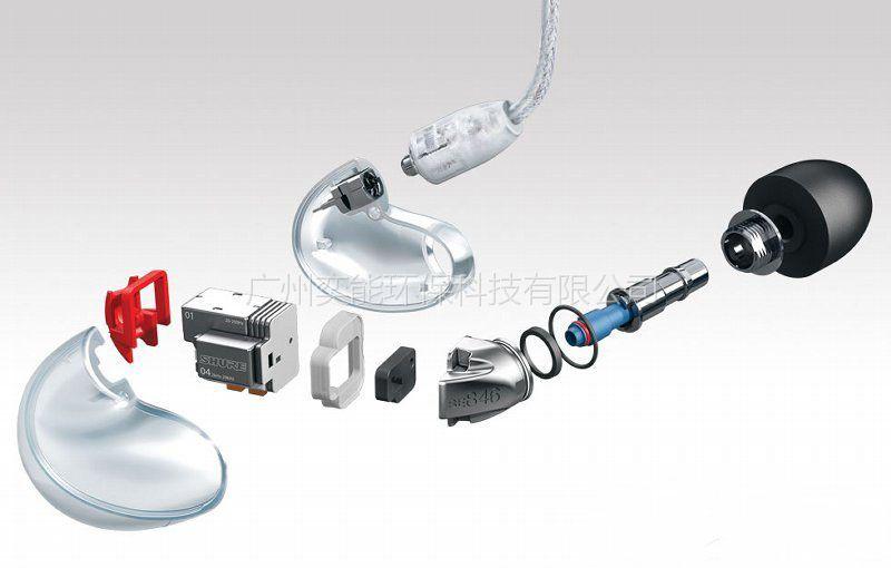 舒尔Shure耳机可上门维修
