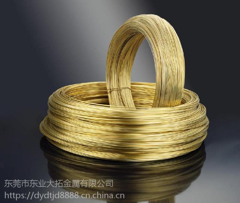 国标hpb59-1实心铜棒 hpb59-1黄铜板表面平整