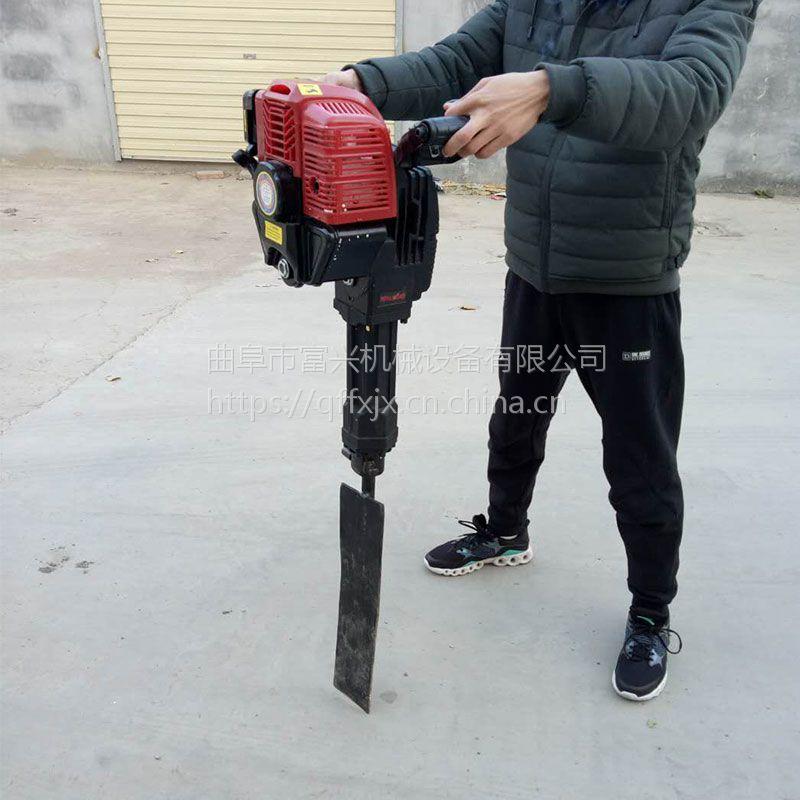 果园铲头移栽机 大直径汽油移栽机 挖树机价格