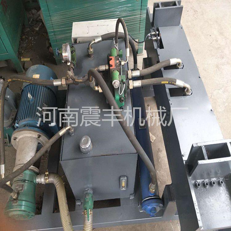双料全自动精密截断机裁断机下料机裁切机 多功能液压钢筋截断机震丰机械厂家推荐