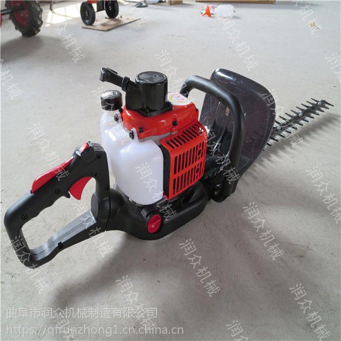 机械绿篱机价格 多功能绿篱机参数 菜园修剪机 润众