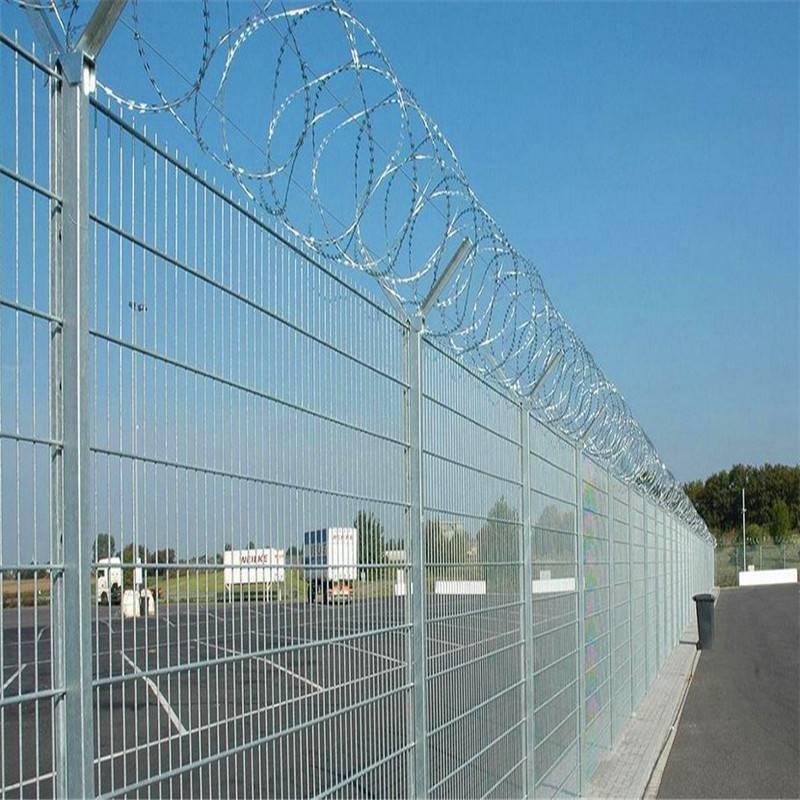 安平县护栏网厂 机场护栏网 小区隔离网