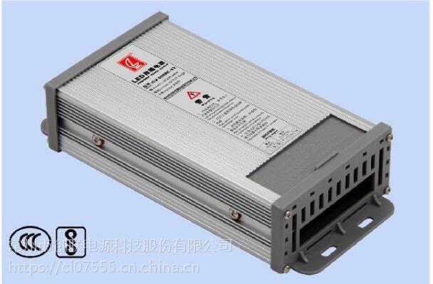 创联电源CV-200RC-36,36V5.6A 200W 防雨电源