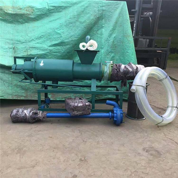 天津禽畜粪便处理机 废料变有机肥料处理器润丰