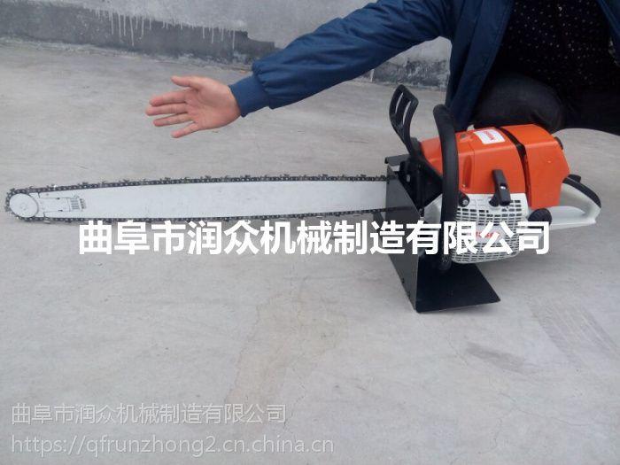苗圃出售树苗用轻松起树机 便携式汽油挖树机润众