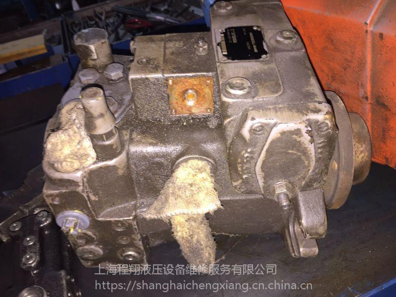 力士乐A4VG28液压泵维修 上海厂家专业维修柱塞泵