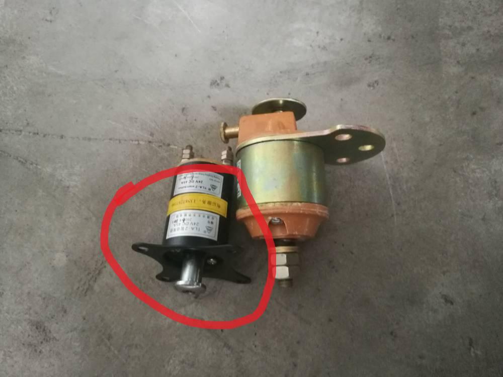 307.54.00济柴190电动预供油泵12vb.54.00C起动继电器12vb.46.02起动开关