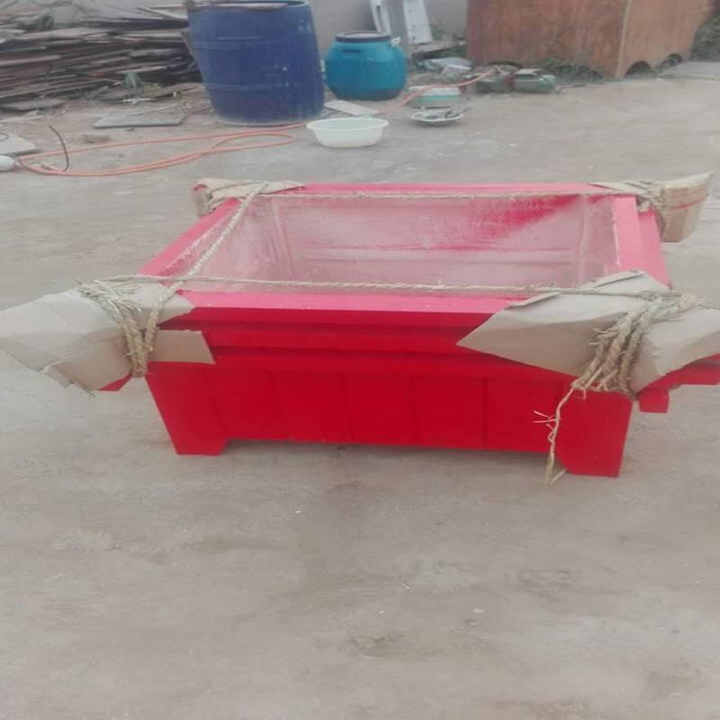 生产优质防腐木花箱量大送货,公园花箱售价,销售商