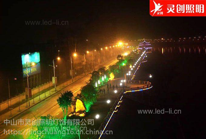 山东济南LED投光灯工程专用 高亮品质寿命长 灵创照明