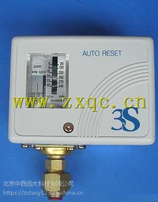 中西(DYP)韩国3S压力开关 型号:LC-JC-220库号:M289907