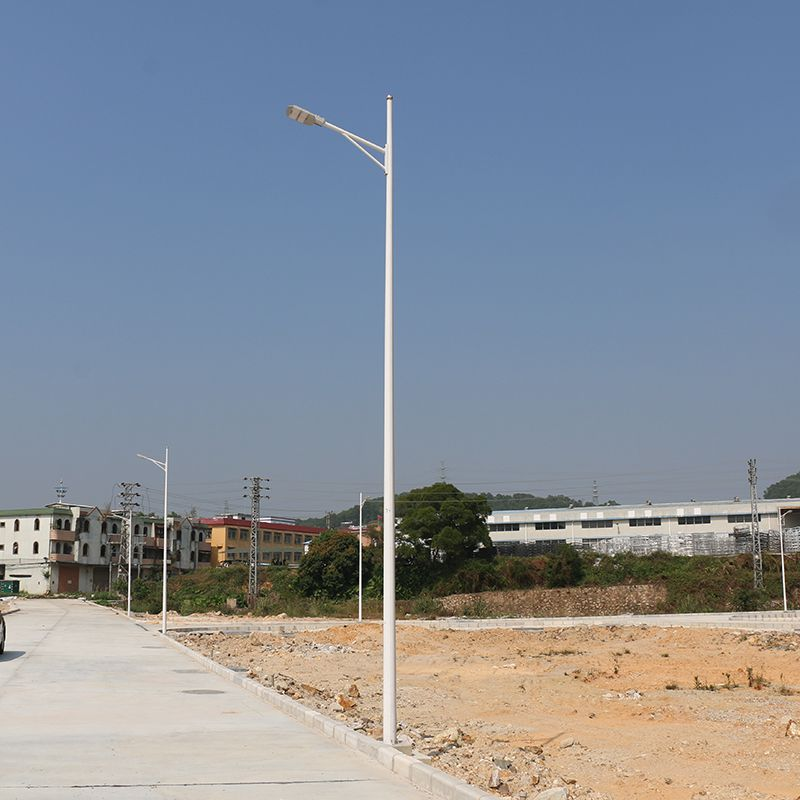 汕尾居委会电杆灯高度 LED灯杆厂家生产安装 道路灯瓦数多少