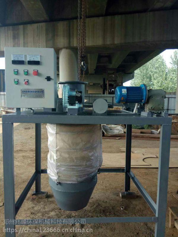 兆峰机械有能力担当起库底散装机低碳环保建设的良性发展