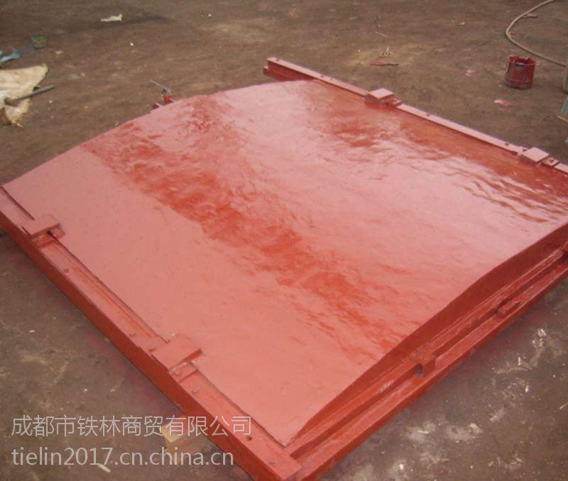 昆山500*500铸铁闸门预埋尺寸 安装方法