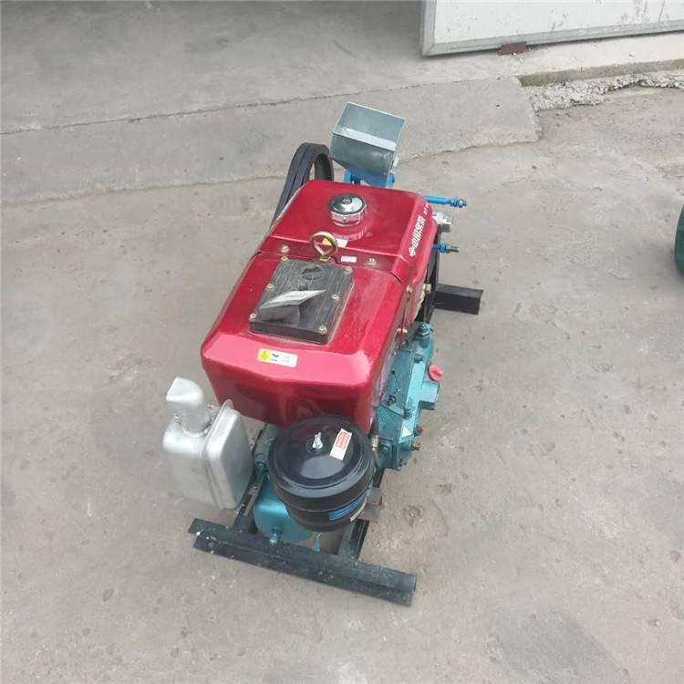 柴电两用食品膨化机 自动切断麻花膨化机 鼎翔