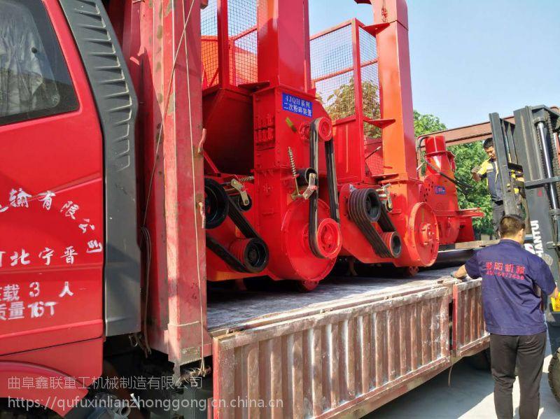 东北苜蓿草秸秆捡拾粉碎揉搓收获机 苞米甘蔗捡拾回收机