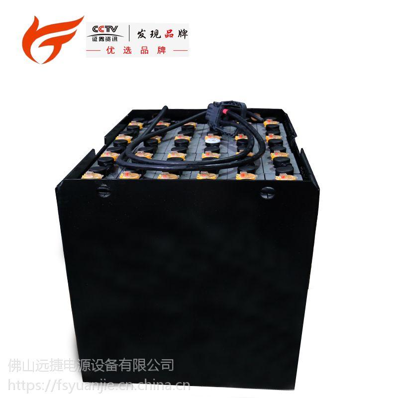 叉车蓄电池 蓄电池组 杭叉叉车电池4PZS400-48V佛山远捷厂家直销