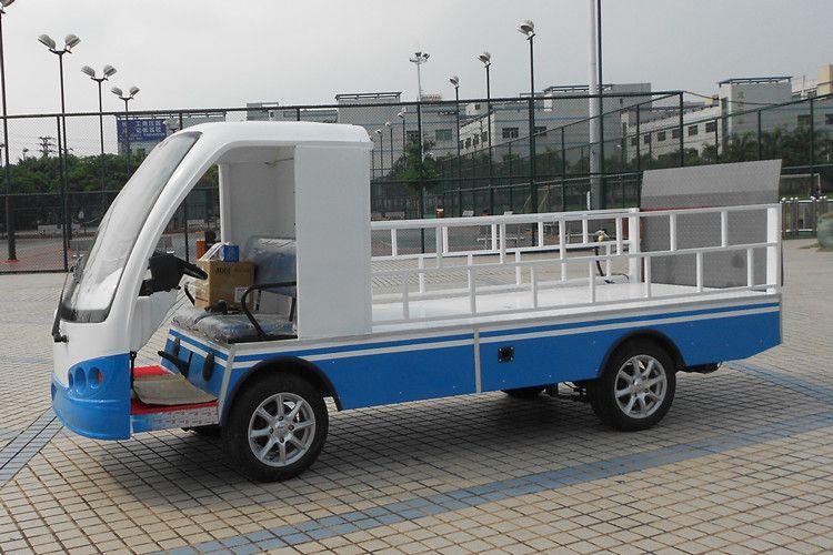 凯驰改装电动货车加液压板