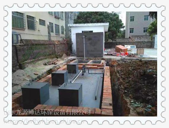 天长生活污水处理设备生产厂家