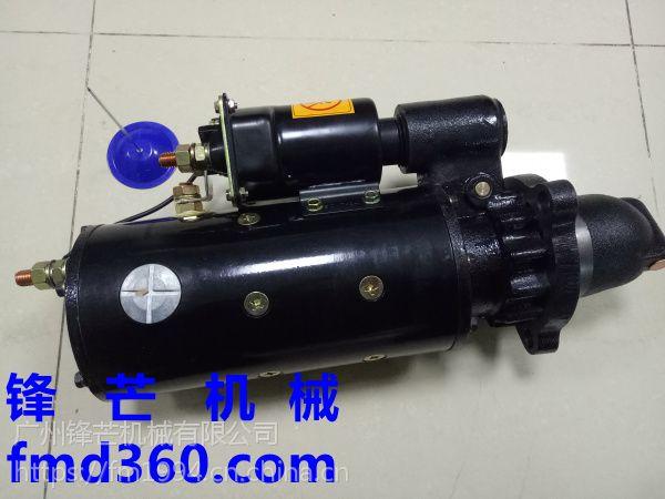 广州锋芒挖掘机配件卡特E345D挖机C13启动马达338-3454,3383454副厂高质量