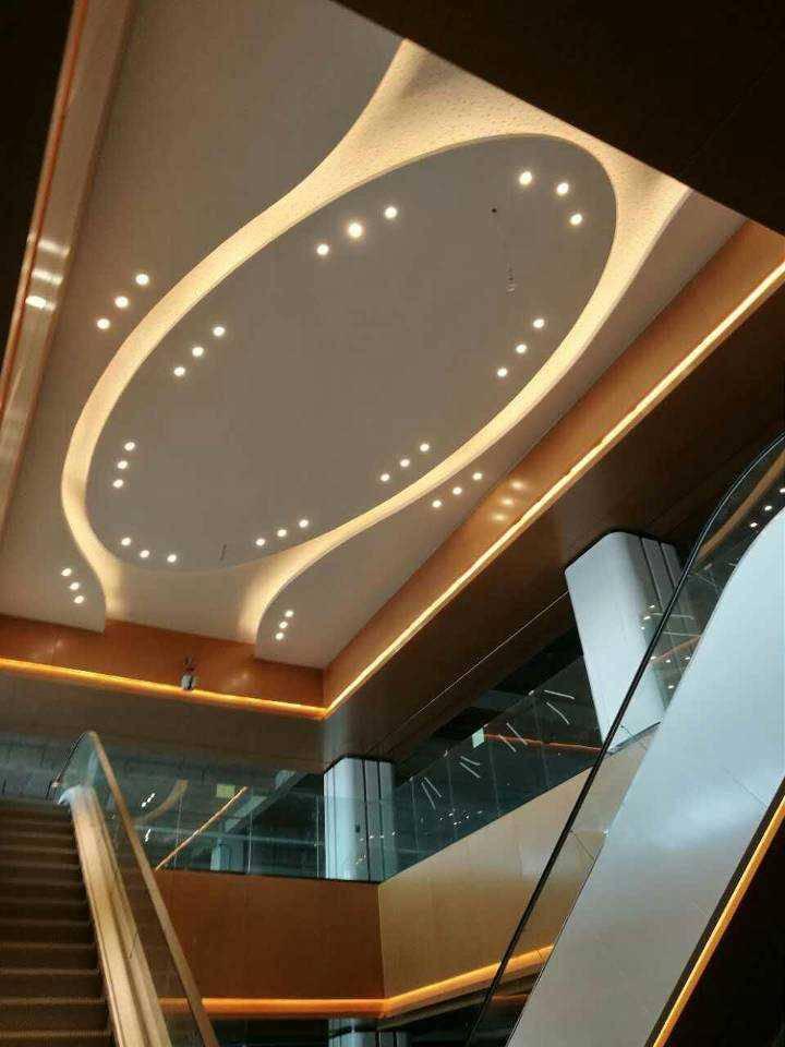 外墙墙面装饰铝板吊顶 工程氟碳铝单板金属天花