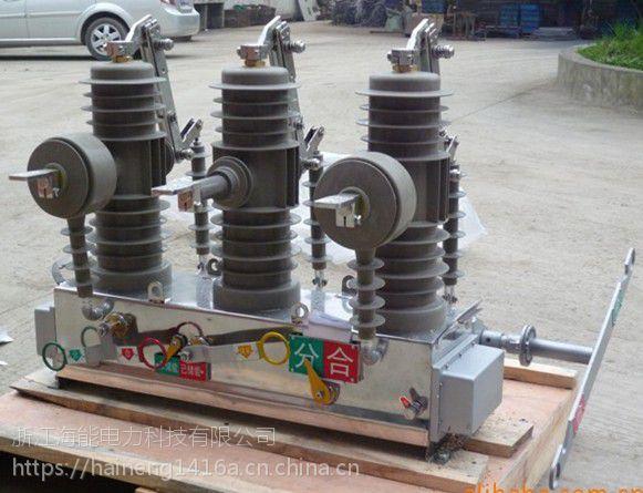 ZW43-12G/630-20户外高压柱上真空断路器