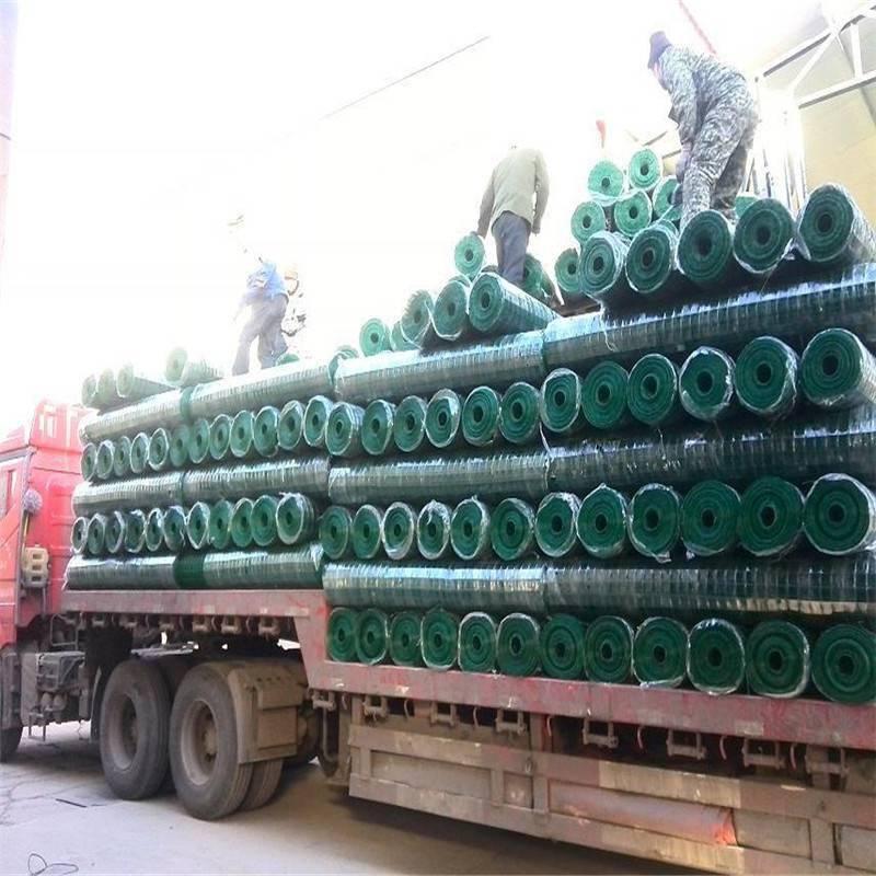 养羊铁丝围网 家用养殖铁丝网 钢丝网供应商