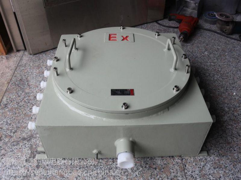 森恩BJX防爆接线箱订做厂家