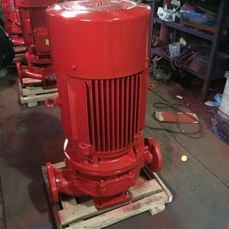 上海厂家特价单级消防泵XBD7.5/25-100L、3cf认证XBD4.5/50G-L,消火栓泵