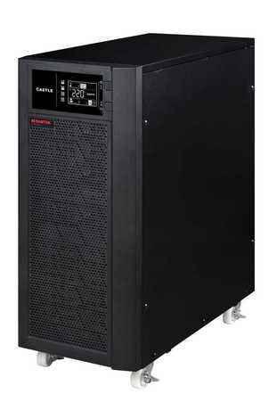 山特C6KS 6KVA 5000W UPS不间断电源 断电延时30分钟半小时