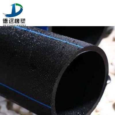 供应排沙管 高分子聚乙烯PE排沙管道 耐磨高分子HDPE管道