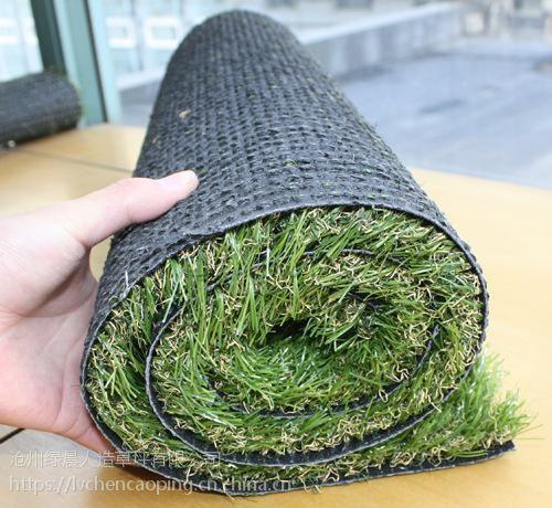 人造草坪绿化在景观场地上的应用及优势,绿晨仿真草坪