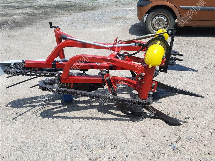 红薯专用收获机 手扶式花生收获机 洋芋杀秧挖掘机