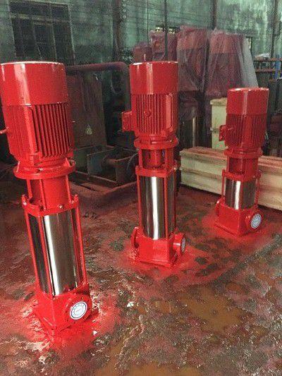 新规新标准消防泵厂家XBD10.5/20-HL 45kw电机喷淋泵